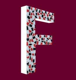 Design Stoer, Letter F