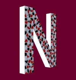 Design Stoer, Letter N
