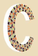 Mozaiekpakket Letter C Warm