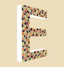 Design Warm, Letter E