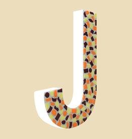 Design Warm, Letter J