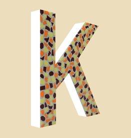 Design Warm, Letter K