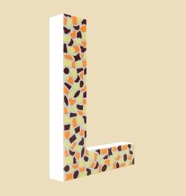 Design Warm, Letter L