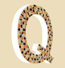 Design Warm, Letter Q