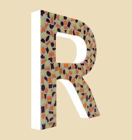 Design Warm, Letter R