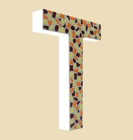 Design Warm, Letter T
