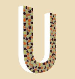 Design Warm, Letter U
