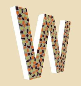 Design Warm, Letter W