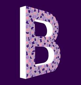 Design Zacht, Letter B