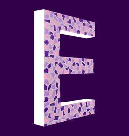 Design Zacht, Letter E