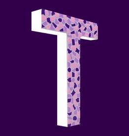 Design Zacht, Letter T