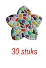 Bloem 30 stuks mozaiekpakket