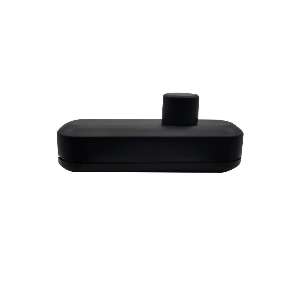 EcoDim ECO-DIM.08 (B) led snoerdimmer 0-50W zwart