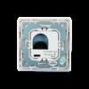 ED-10012 Draadloze schakelaar Zigbee 2 groepen wit