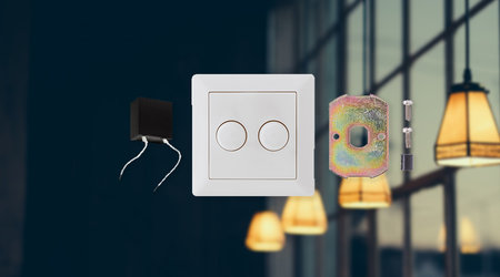 Led dimmer toebehoren