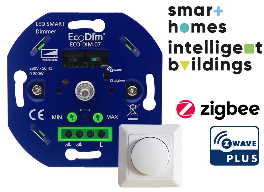 BEURSNIEUWS: EcoDim staat op de smart home intelligent building 2019