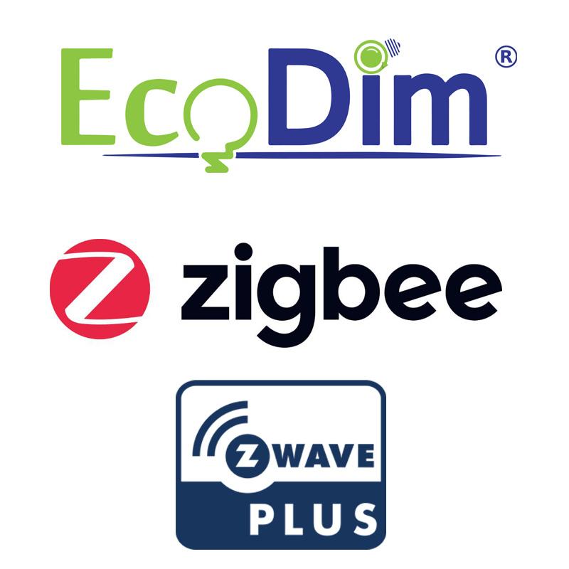 NIEUWS:  EcoDim is officieel Zigbee en Z-Wave gecertificeerd!