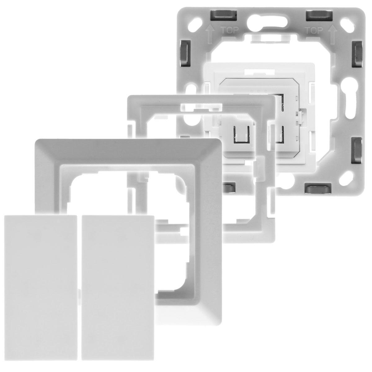 ED-10031 Draadloze schakelaar Zigbee wit (Friends of Philips Hue)