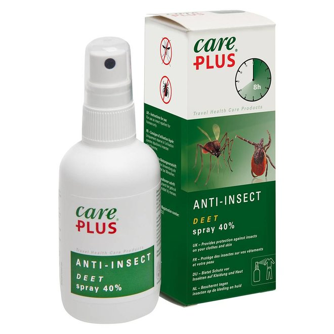 Anti Insect - Deet 40% Spray - 100ml