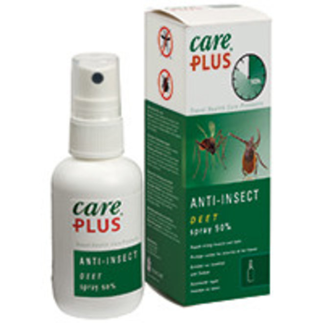 Anti Insect - Deet 50% Spray - 60ml