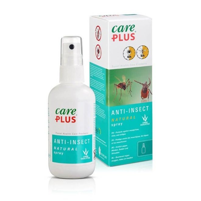 Anti Insect - Natural Spray Citrodiol - 100ml
