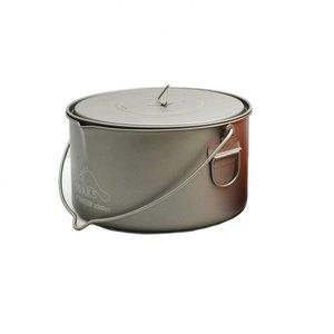 Toaks Titanium 2000ml Pan - Met Hengsel