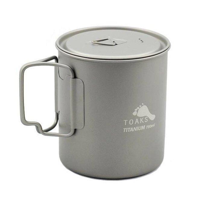 Titanium 750ml Pan