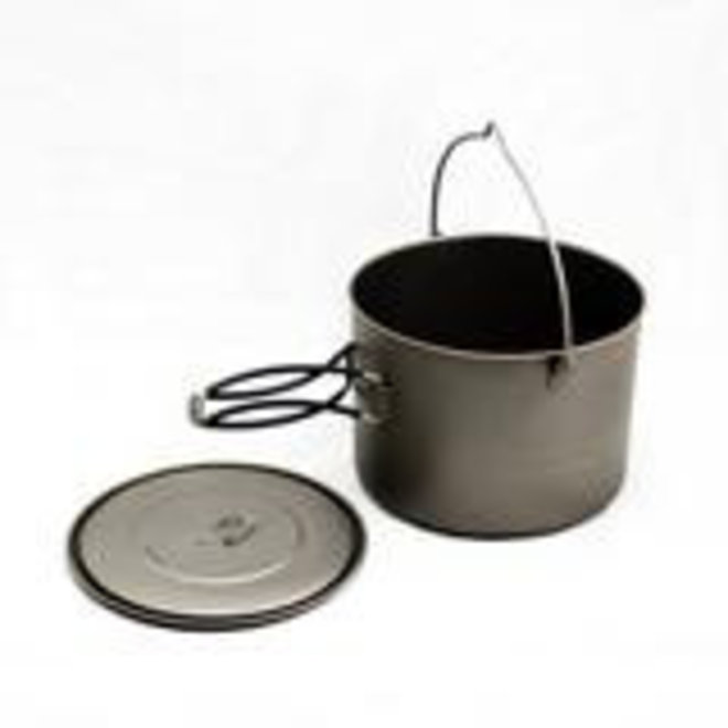 Titanium 1600ml Pan - Met Hengsel