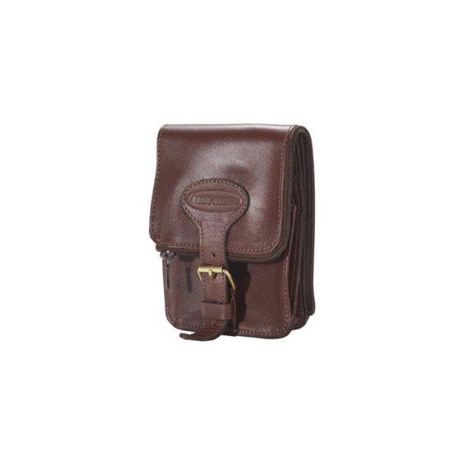 Belt Safe - Lederen Heuptasje -Bruin