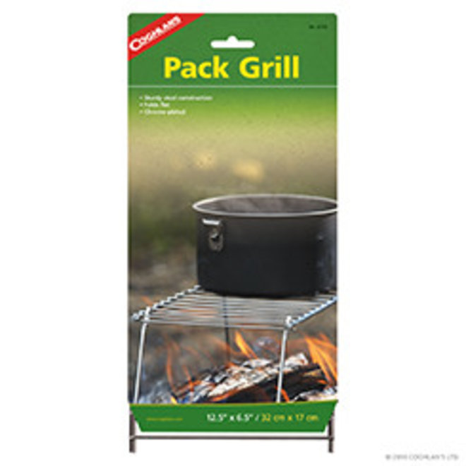 Uitklapbare Grill - Compact