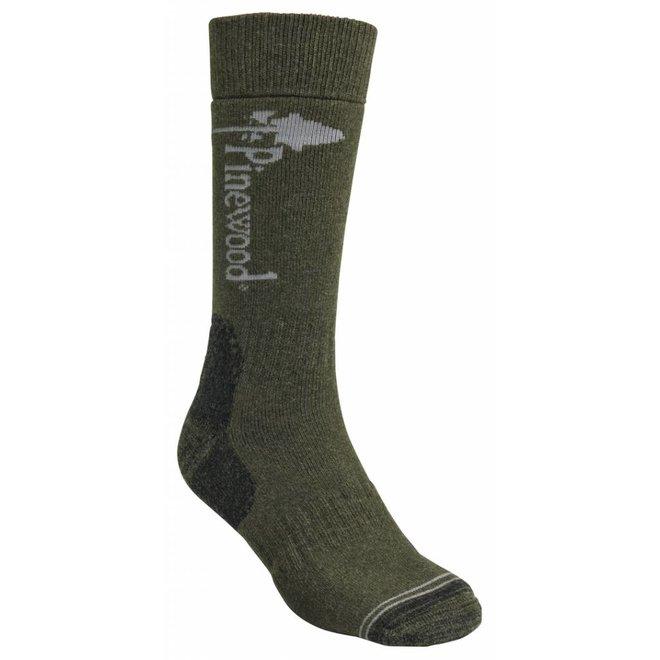 Lambswool Socks Melange
