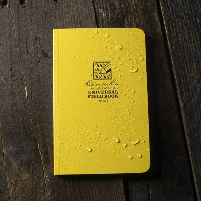All-Weather Notebook Nr. 374