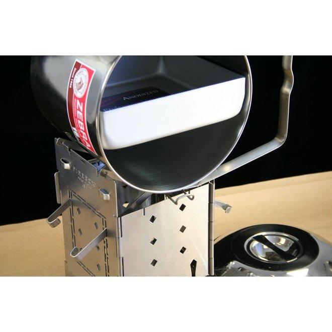 14 Cm Zebra Baking Kit