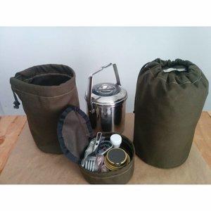 Firebox 14 Cm Zebra Pot Bag Cordura