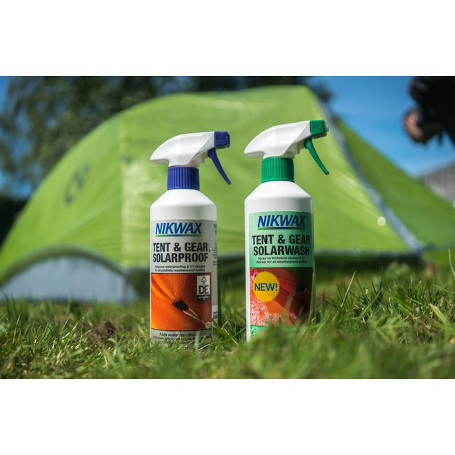 Tent & Gear SolarWash
