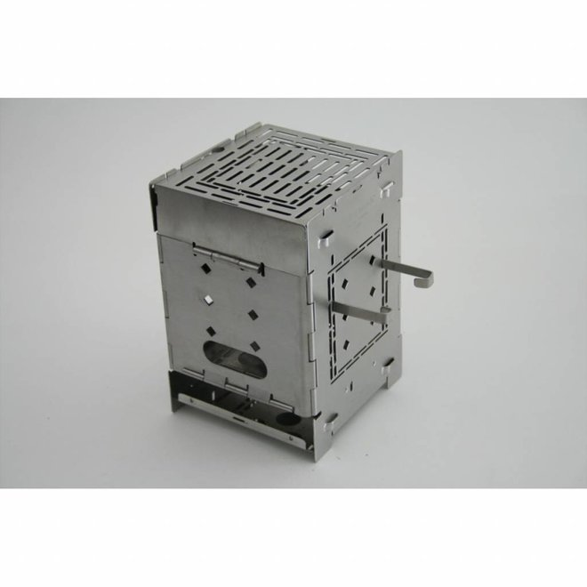 """5""""  Stove Luxe Kit"""