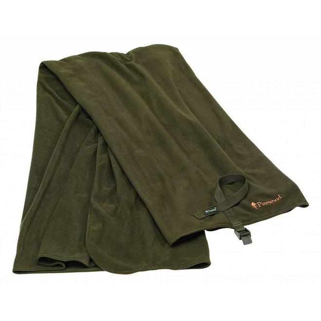 Comfy Fleece Blanket - Hunting Green (9108)
