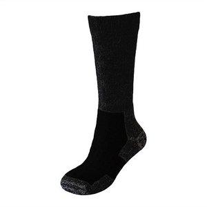 Weft Possum Merino Trekka Sokken - Black