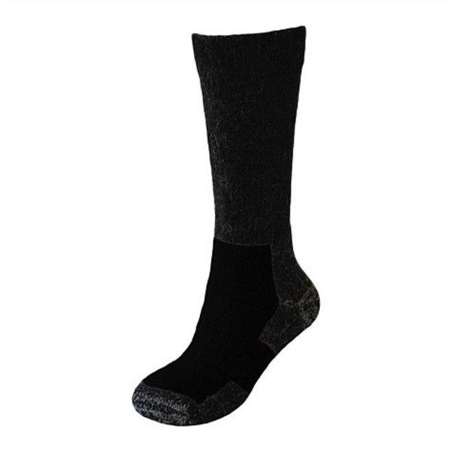 Possum Merino Trekka Sokken - Black