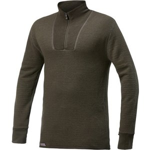 Woolpower Merino Mid Layer Zip Turtleneck 400