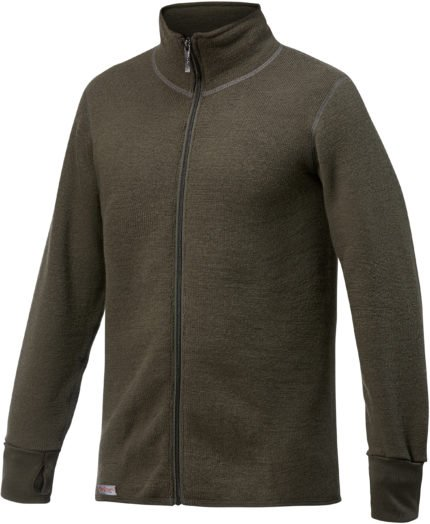 Merino Mid Layer Full Zip Jacket 600