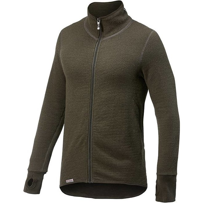 Merino Mid Layer Full Zip Jacket 400