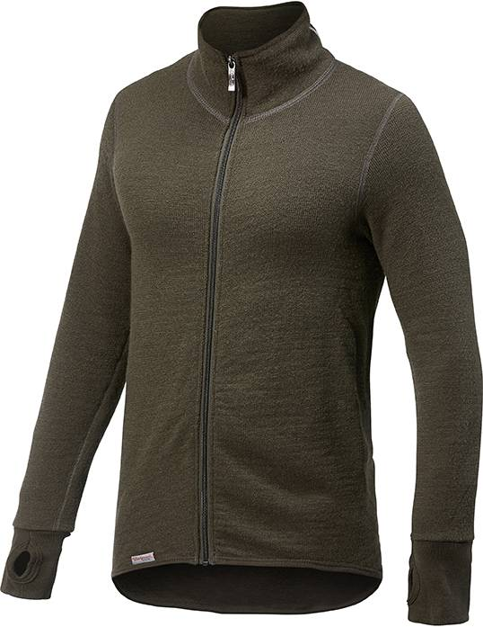Merino Mid Layer Full Zip Jacket 400