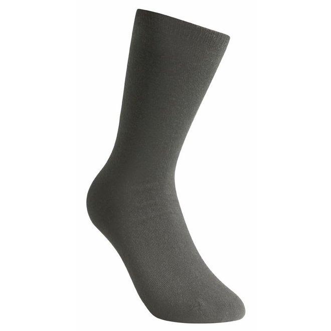 Merino Sokken Liner Classic LITE - Grey