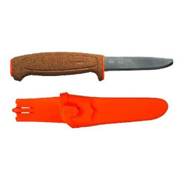 Floating Knife-Gekarteld-zonder punt
