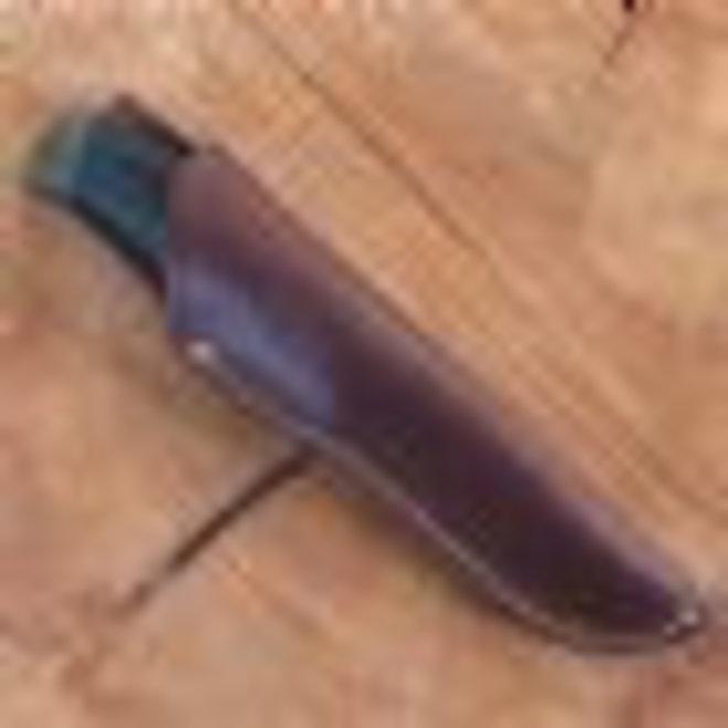 Leather Standard Brown Knife Sheath