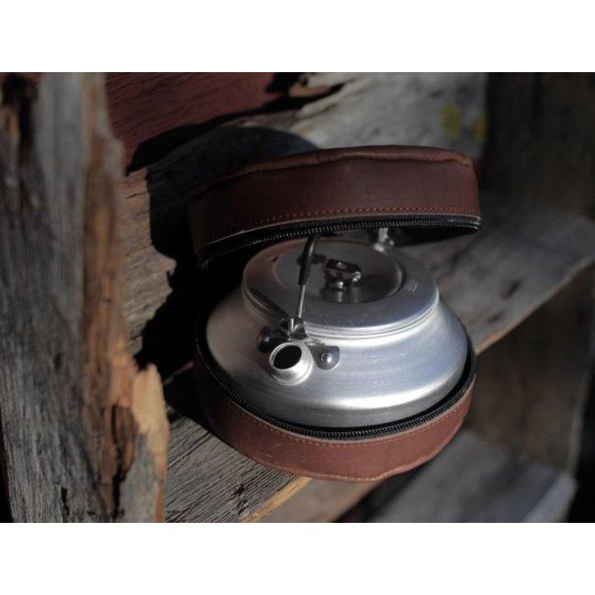 Coffee Kettle + Leather Etui