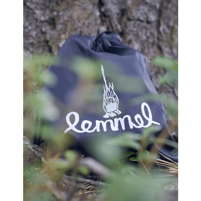 Dubbelwandig Geïsoleerde Mok  - RVS/Koper - Lemmel Logo