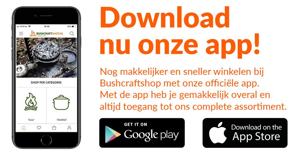 Download onze app!