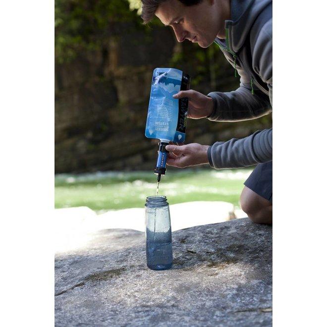 Mini SP128 Waterfilter - Groen